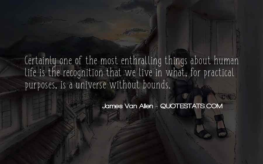 James Van Allen Quotes #1281067