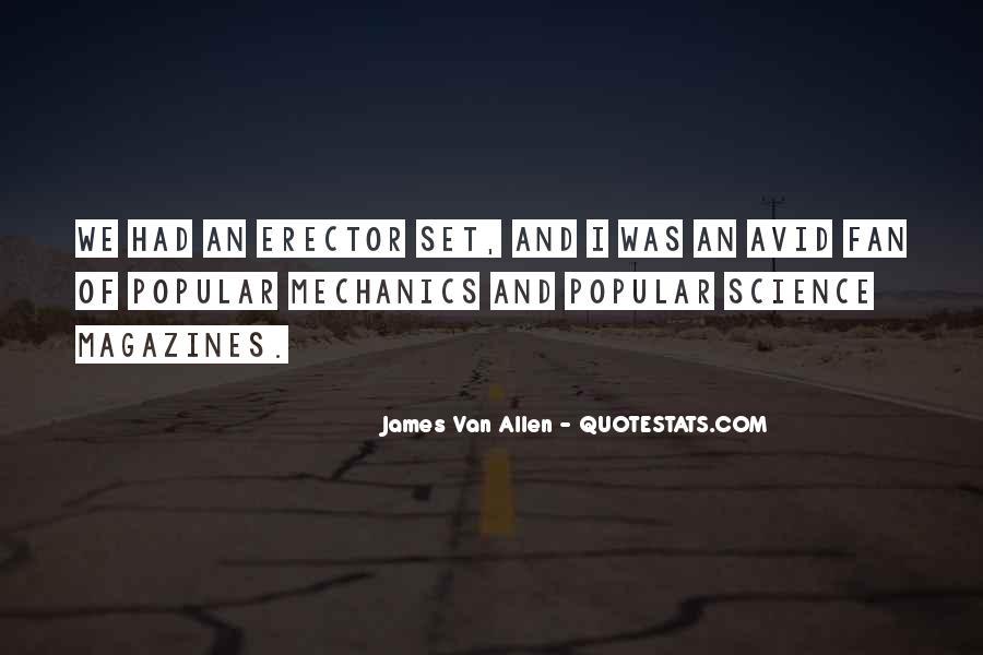 James Van Allen Quotes #1314293