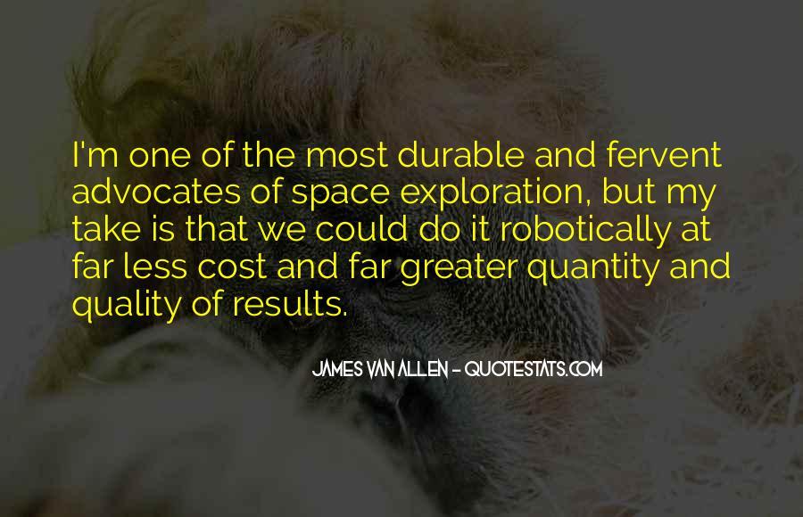 James Van Allen Quotes #1521004