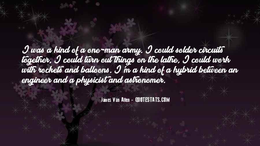 James Van Allen Quotes #329915