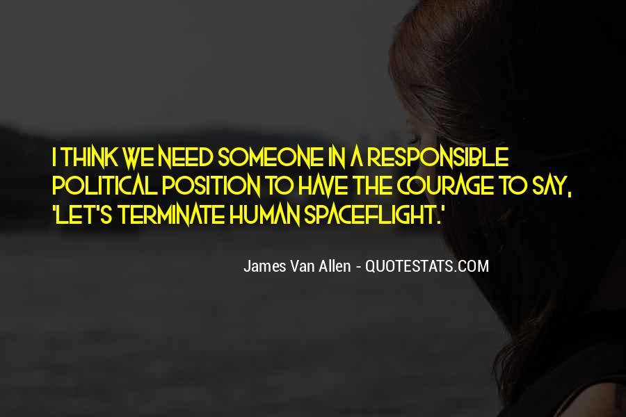 James Van Allen Quotes #645850
