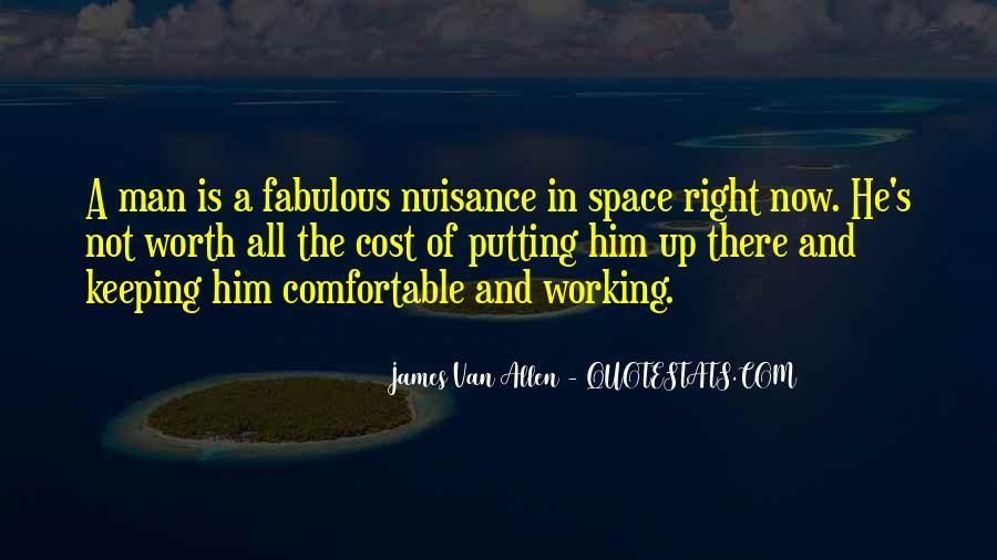 James Van Allen Quotes #844528