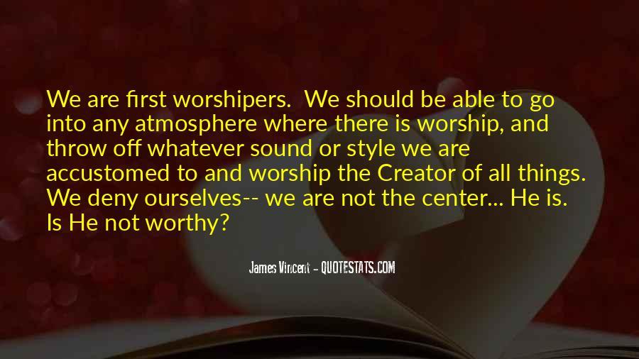 James Vincent Quotes #307018