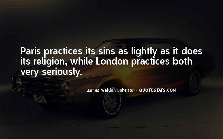 James Weldon Johnson Quotes #1166012