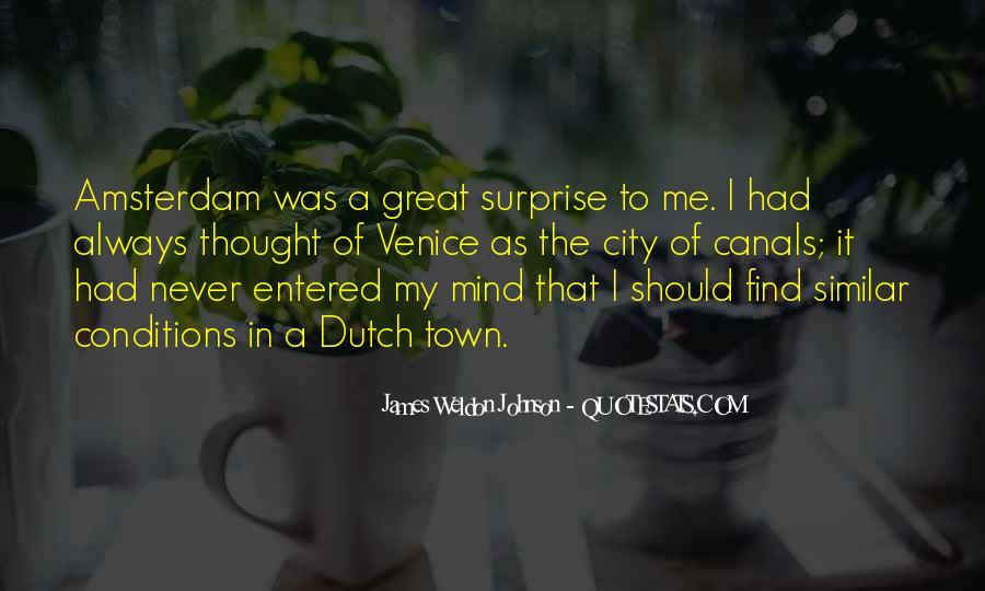 James Weldon Johnson Quotes #1173371