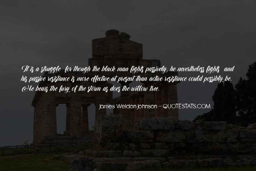 James Weldon Johnson Quotes #1338652