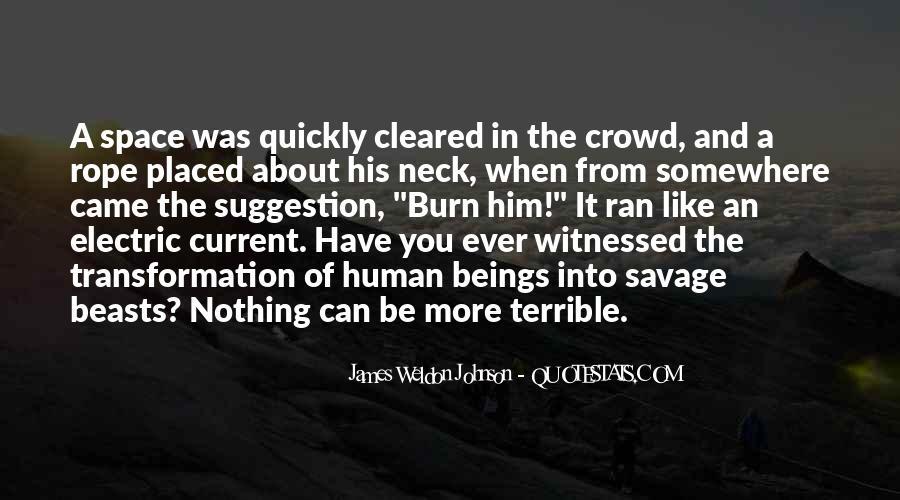 James Weldon Johnson Quotes #145648