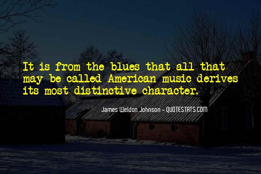 James Weldon Johnson Quotes #1513901