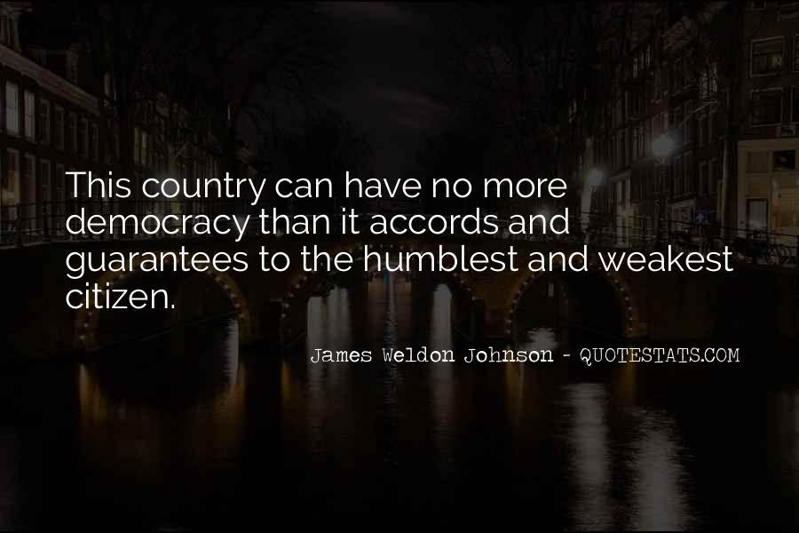 James Weldon Johnson Quotes #302184