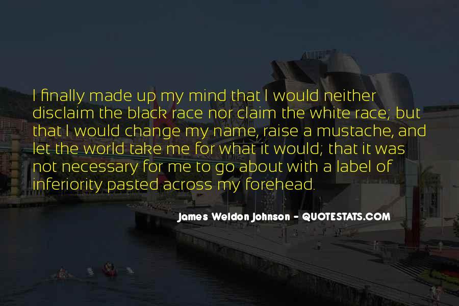 James Weldon Johnson Quotes #326691