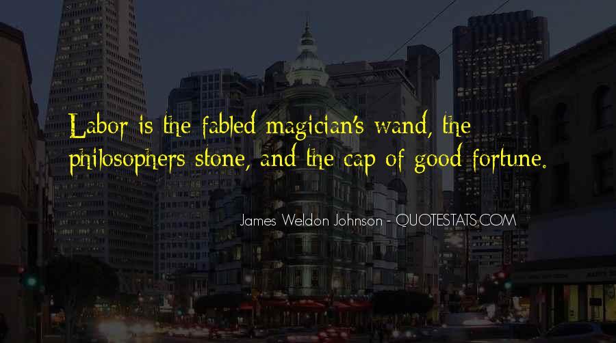 James Weldon Johnson Quotes #339187