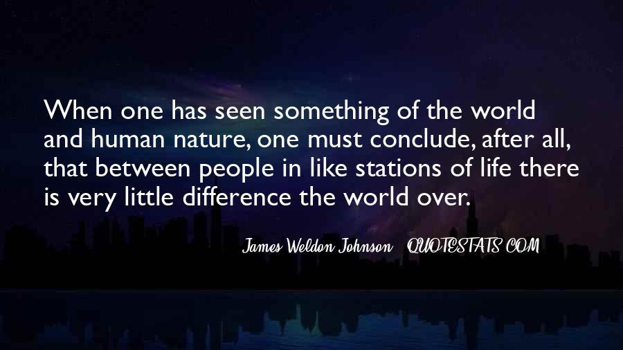 James Weldon Johnson Quotes #388