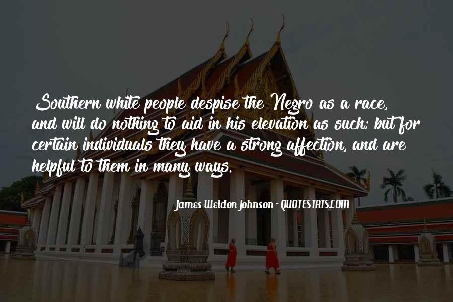 James Weldon Johnson Quotes #389358