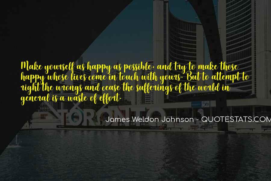 James Weldon Johnson Quotes #415111