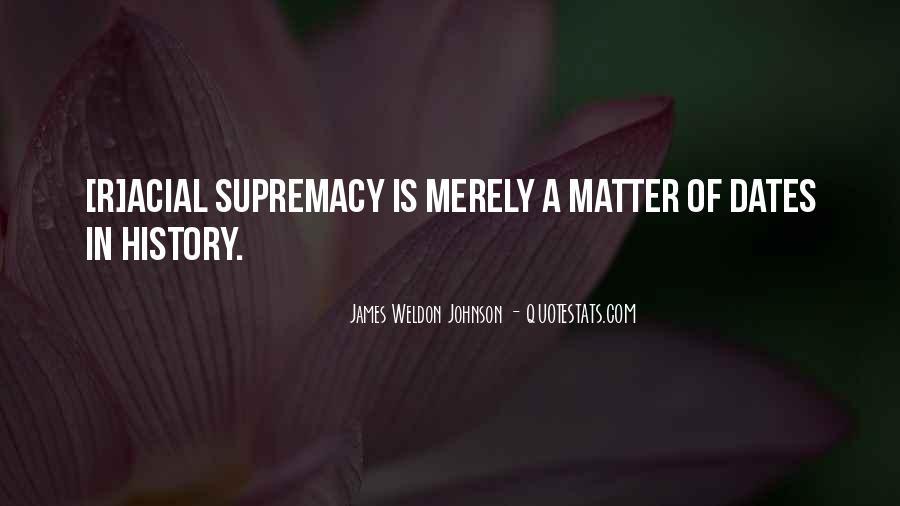 James Weldon Johnson Quotes #457068