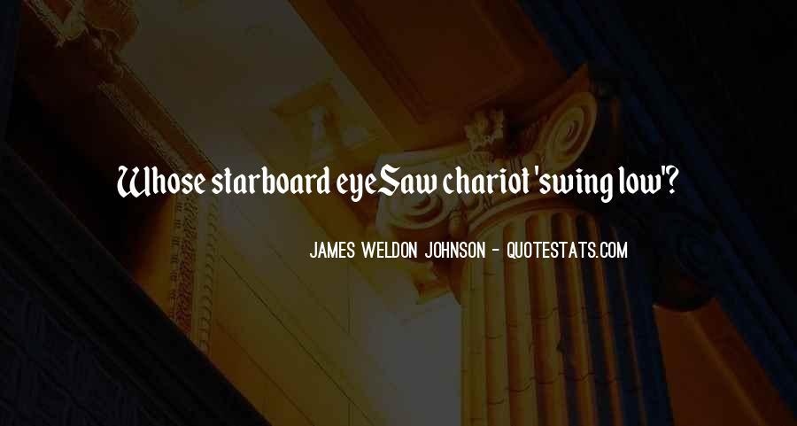 James Weldon Johnson Quotes #511520