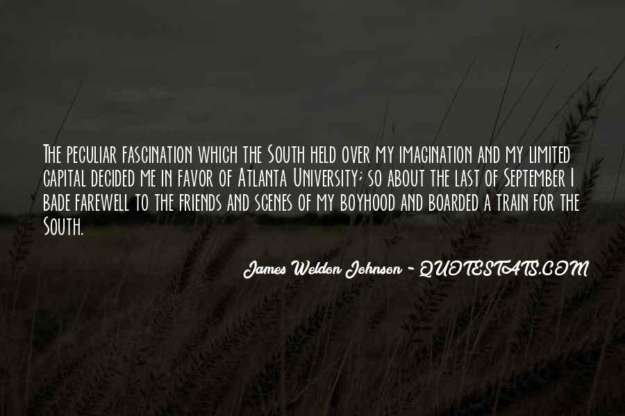 James Weldon Johnson Quotes #655738