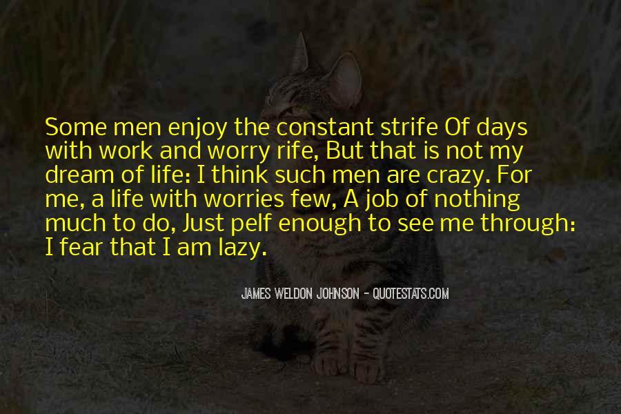 James Weldon Johnson Quotes #704765
