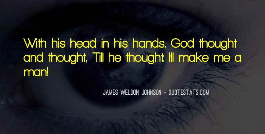 James Weldon Johnson Quotes #769473