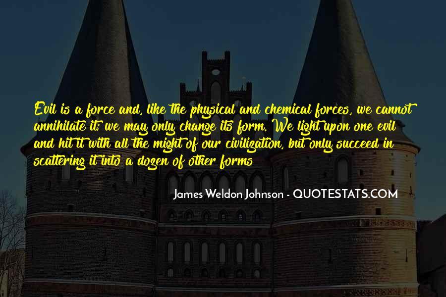 James Weldon Johnson Quotes #786097
