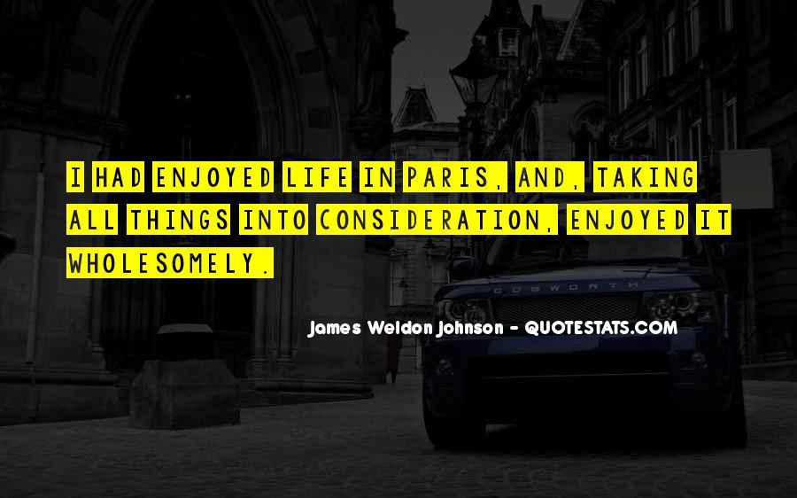 James Weldon Johnson Quotes #821445