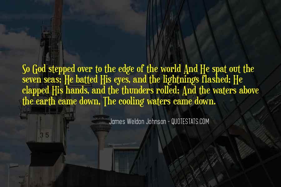 James Weldon Johnson Quotes #876605