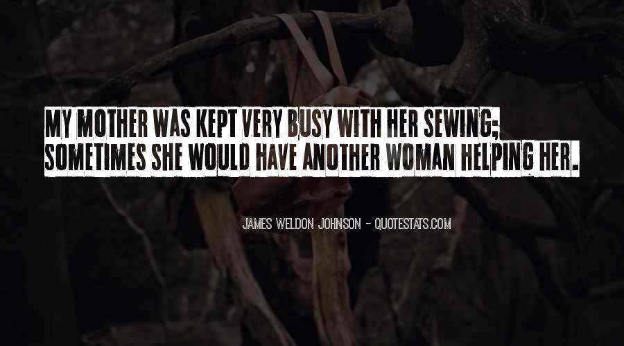 James Weldon Johnson Quotes #952696