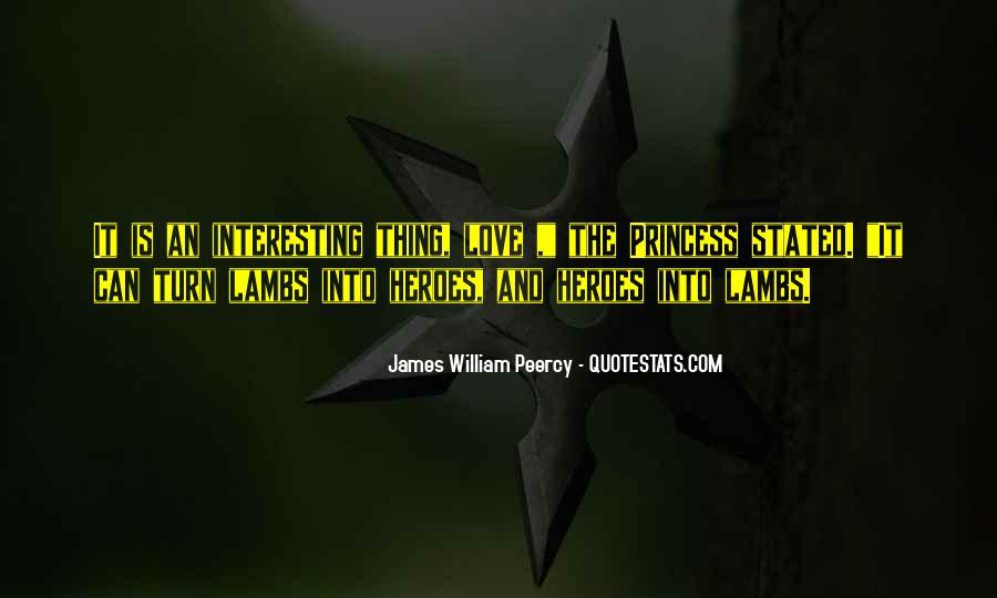 James William Peercy Quotes #639326
