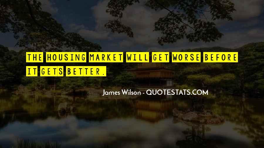 James Wilson Quotes #1276411