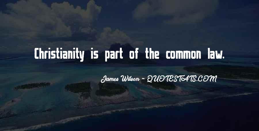James Wilson Quotes #1496316