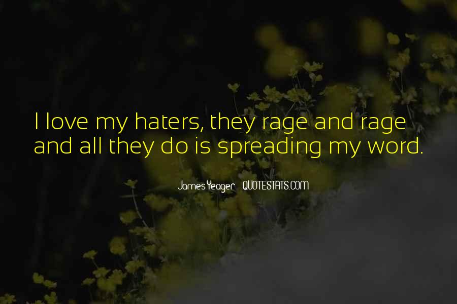 James Yeager Quotes #1822727