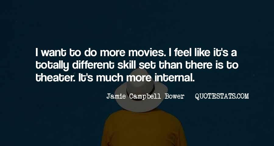 Jamie Campbell Bower Quotes #1451115