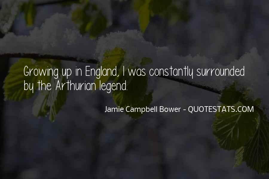 Jamie Campbell Bower Quotes #169223