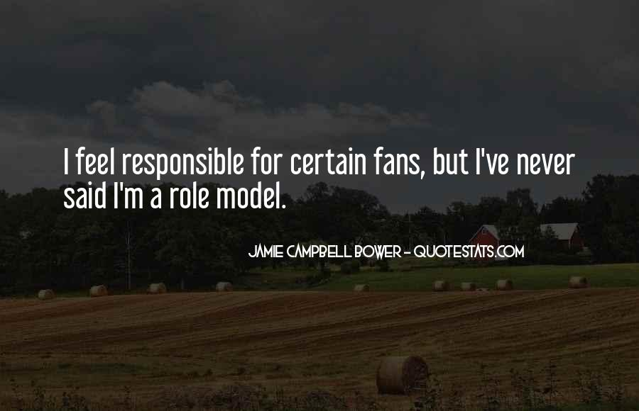 Jamie Campbell Bower Quotes #1719117