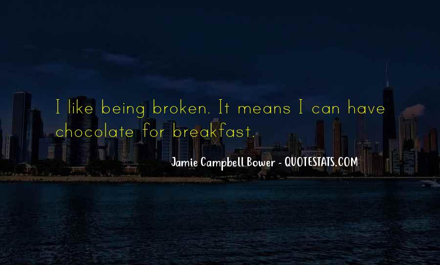 Jamie Campbell Bower Quotes #707412