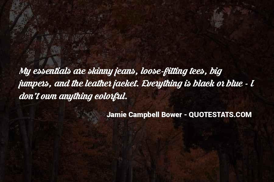 Jamie Campbell Bower Quotes #821875