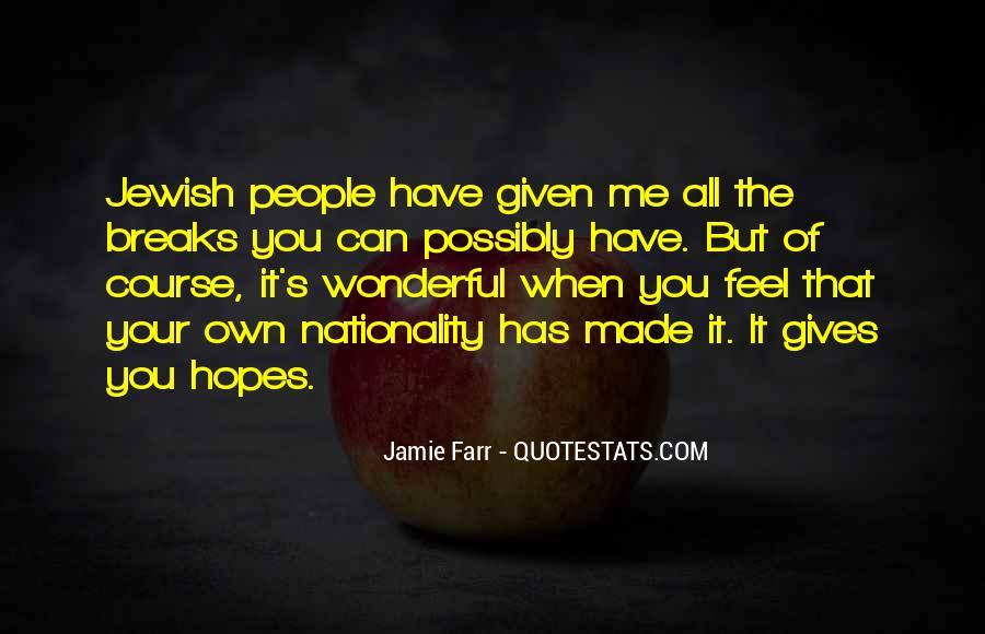 Jamie Farr Quotes #1563968