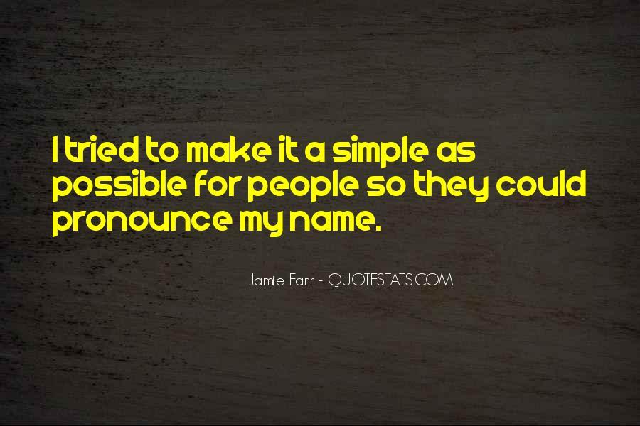 Jamie Farr Quotes #1659878