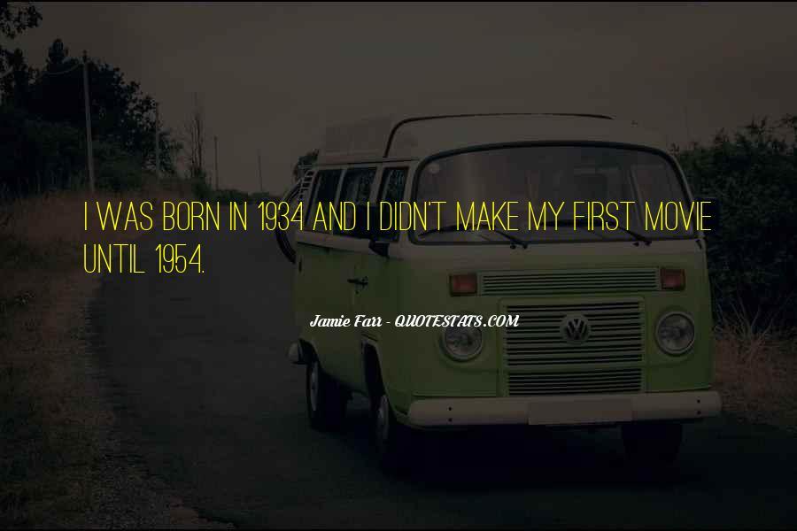 Jamie Farr Quotes #489876
