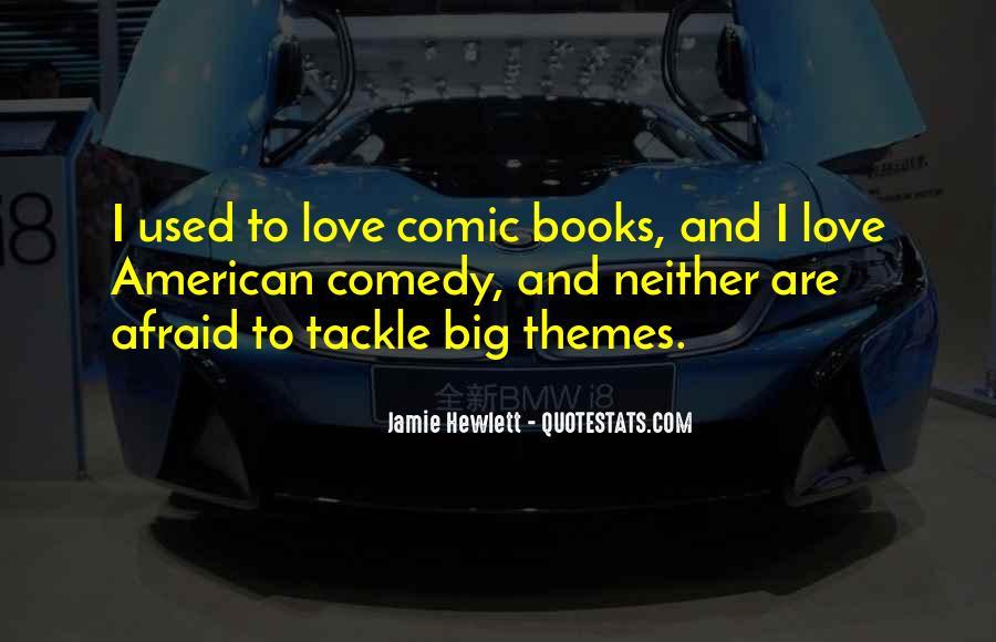Jamie Hewlett Quotes #1437632