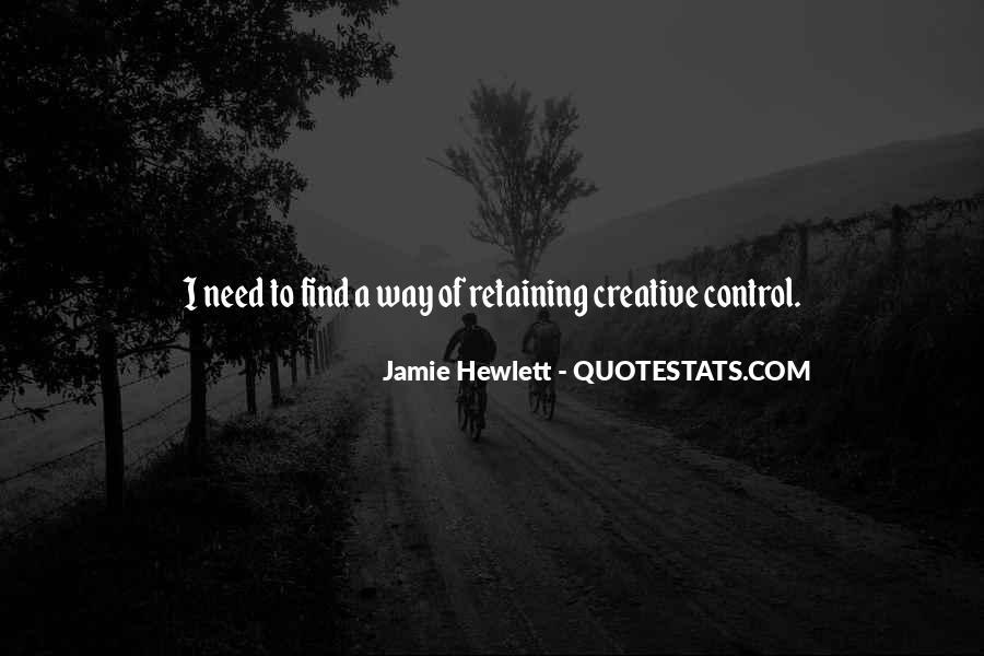 Jamie Hewlett Quotes #1688713