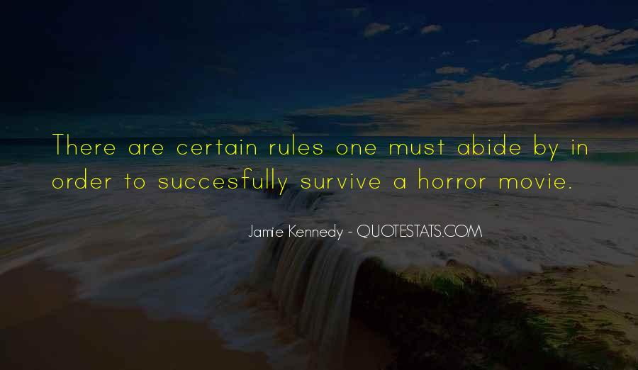 Jamie Kennedy Quotes #527690