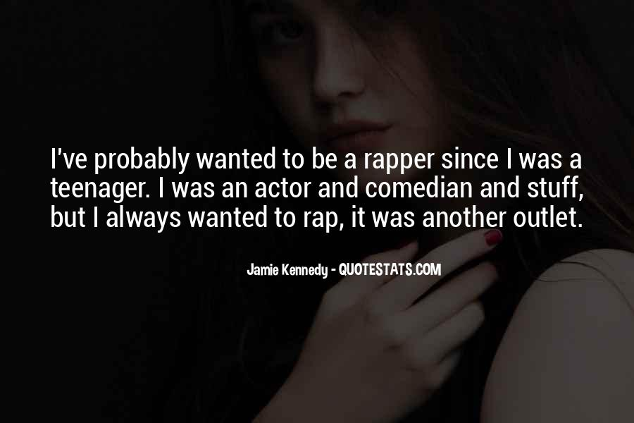 Jamie Kennedy Quotes #600841
