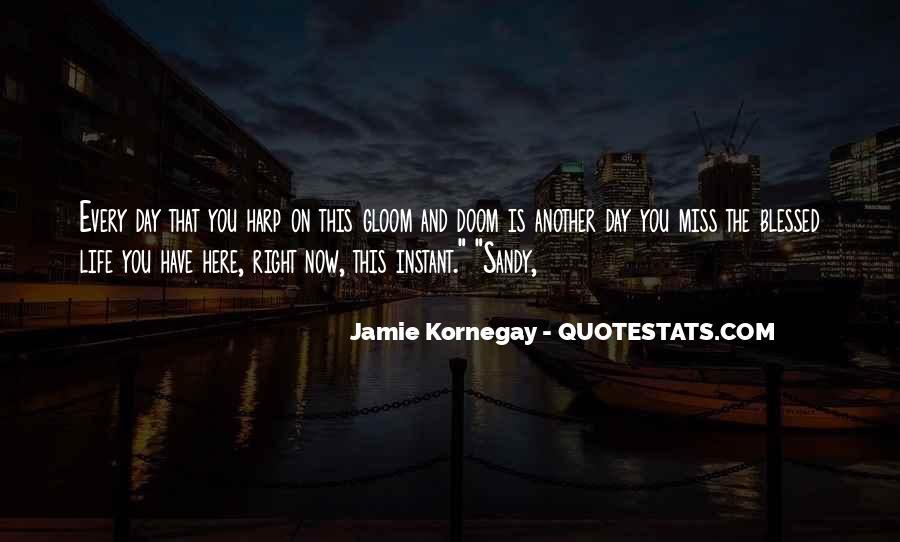 Jamie Kornegay Quotes #237424