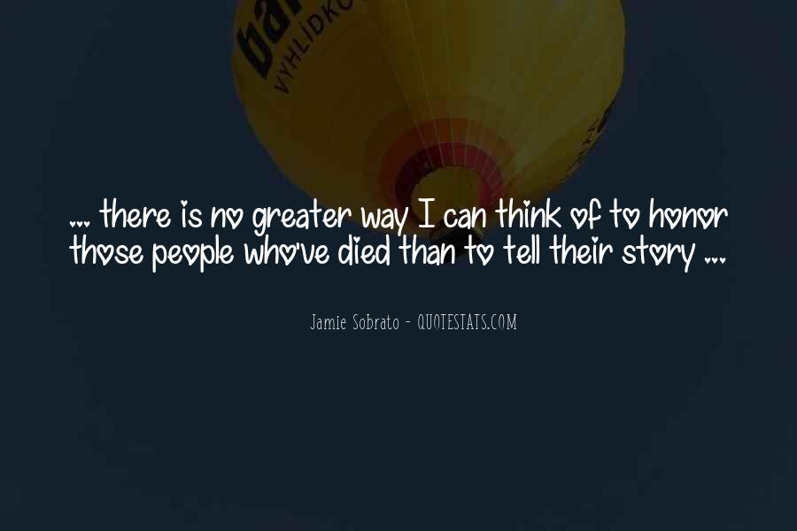 Jamie Sobrato Quotes #332912