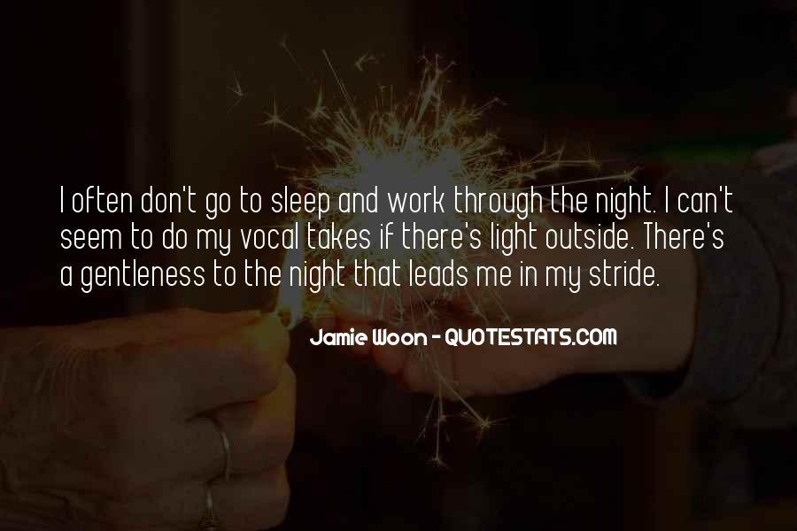 Jamie Woon Quotes #1490432