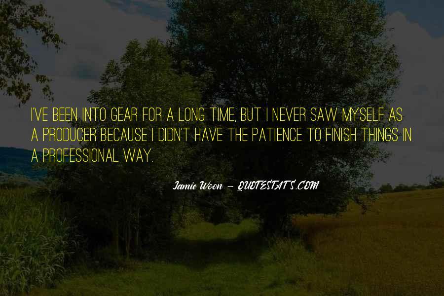Jamie Woon Quotes #504069