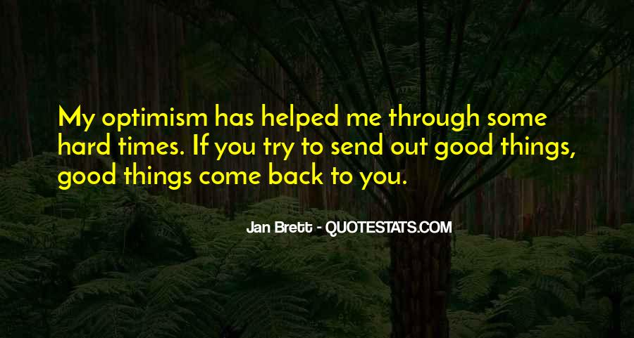 Jan Brett Quotes #1596508