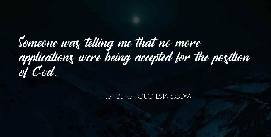 Jan Burke Quotes #1556815