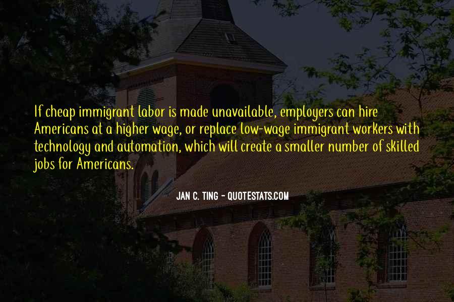 Jan C. Ting Quotes #1201095